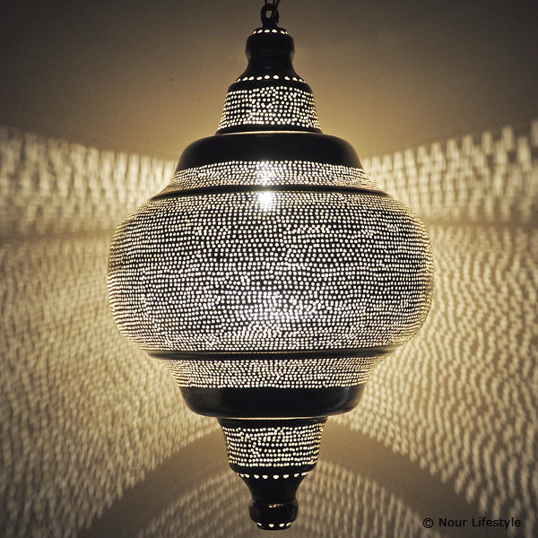 arabian pendant lamp basha g. Black Bedroom Furniture Sets. Home Design Ideas