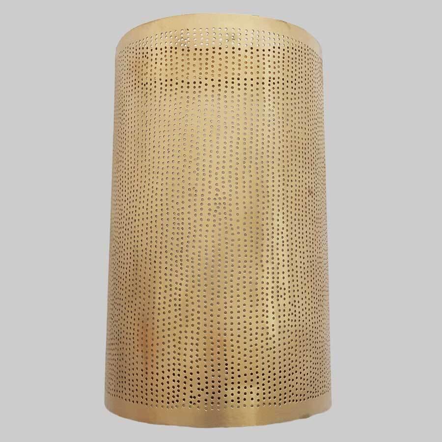 Arabische wandlamp Sjad G - goudkleurig