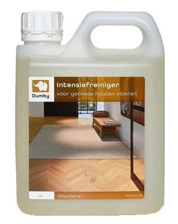 Intensiefreiniger olie 107