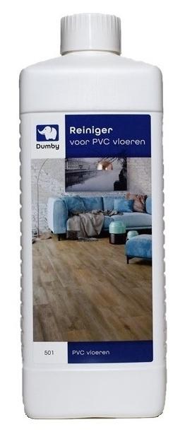 Reiniger voor PVC vloeren 501