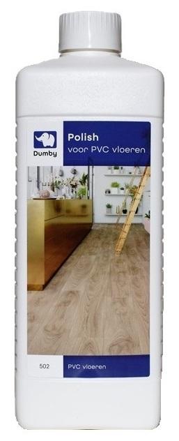 Polish voor PVC vloeren 502