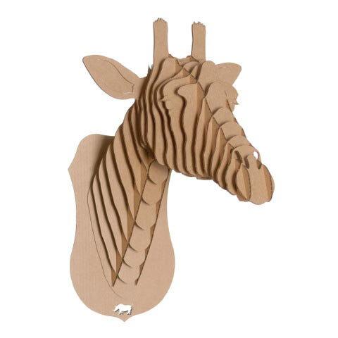 Kartonnen Giraf Juliette