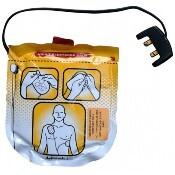 Defibtech defibrillatie elektroden voor Lifeline View volwassenen