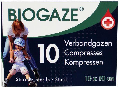 Biogaze 10 stuks
