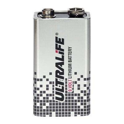 Defibtech Lithiumbatterij 9V t.b.v. de batterij-unit