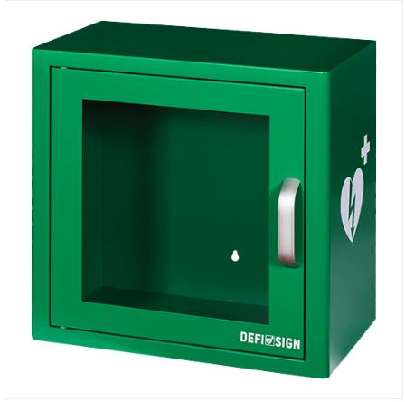 DefiSign AED Wandkast met alarm universeel