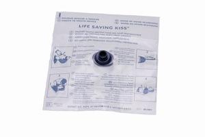 Sleutelhanger beademingsmasker vierkant