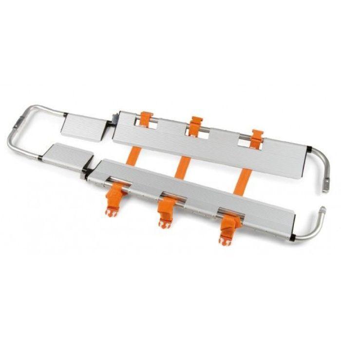 Schepbrancard Aluminium inclusief 3 brancardriemen