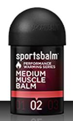 Red 02 Medium Muscle Balm 150 ml