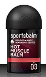 Red 03 Hot Muscle Balm 150 ml