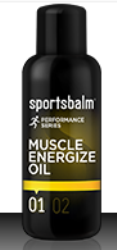 Yellow 01 Muscle Energize Oil 200 ml