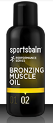 Yellow 02 Bronzing Muscle Oil 200 ml