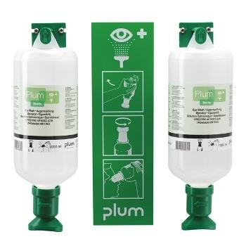 Plum Oogspoelstation Maxi 2 x 1000 ml flessen
