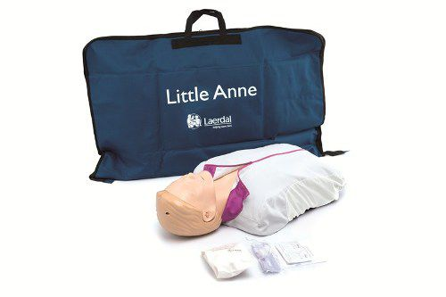 Laerdal Little Anne (blank)