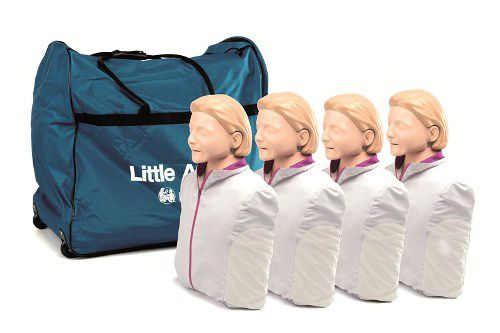 Laerdal Little Anne 4 pack (blank)