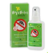 ByeBites Spray 40% DEET