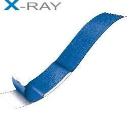 X-ray Blauwe detectie pleisters PE 165 x 20 mm 50 stuks HACCP