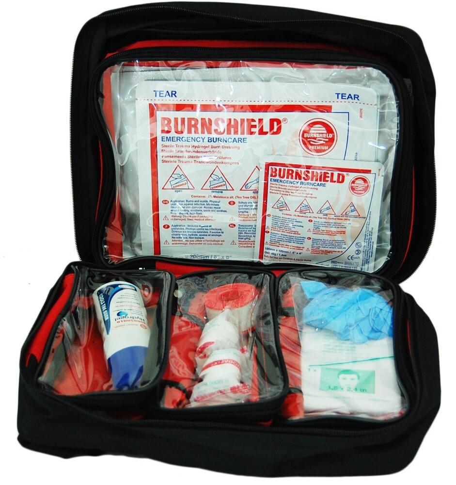 Burnshield Kit 2 Werkplaats
