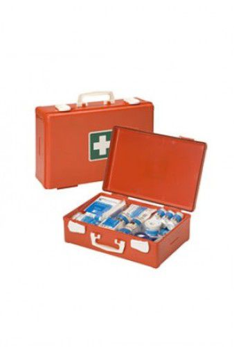 Verbandkoffer toolpack A incl. wandhouder