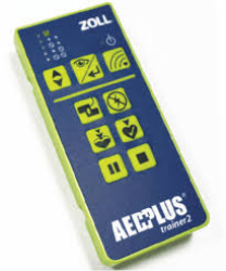 Zoll AED Plus Trainer Afstandsbediening