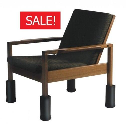 Bed- stoelverhoger met instelblokjes