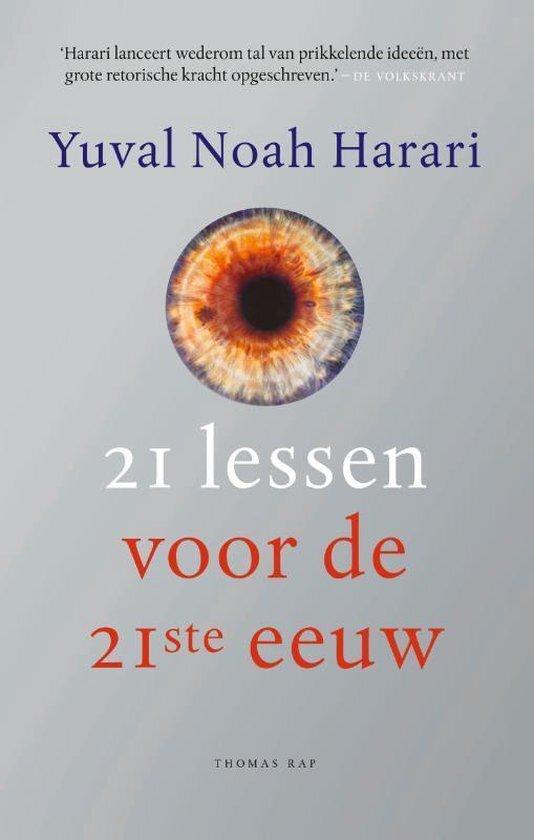 Yuval Noah Harari - 21 lessen voor de 21e eeuw