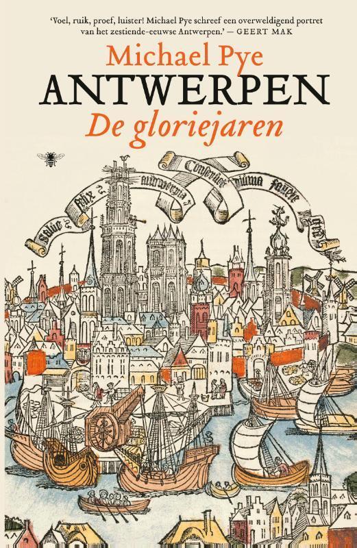 Michaek Pye - Antwerpen, de gloriejaren