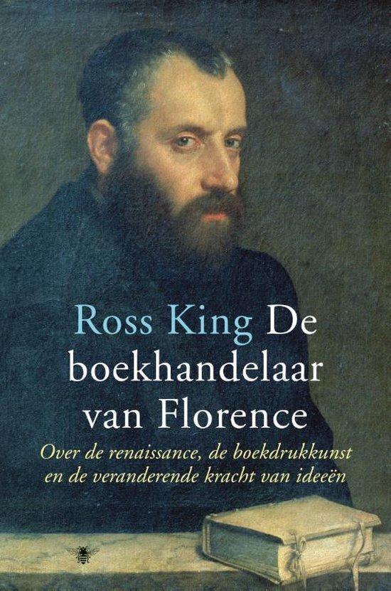 Ross King - De boekenhandelaar van Florence