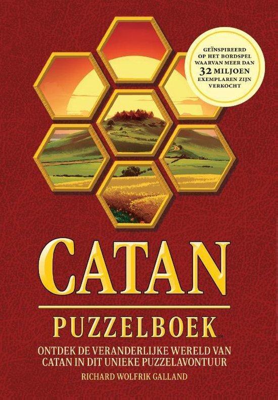 Catan - Puzzelboek