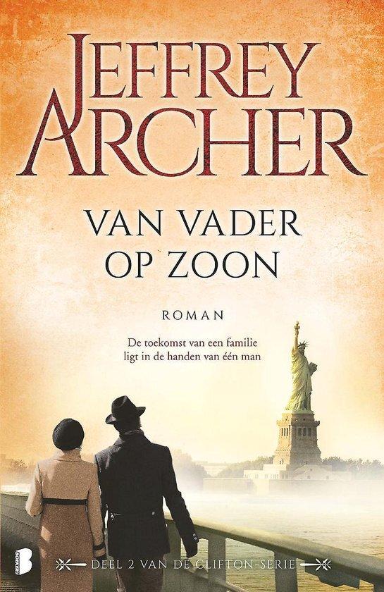 Jeffrey Archer - Van vader op zoon