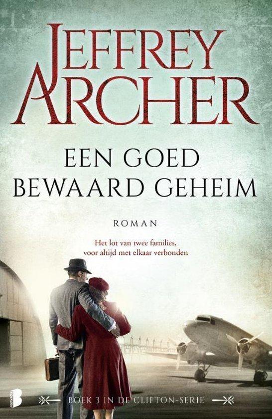 Jeffrey Archer - Een goed bewaard geheim