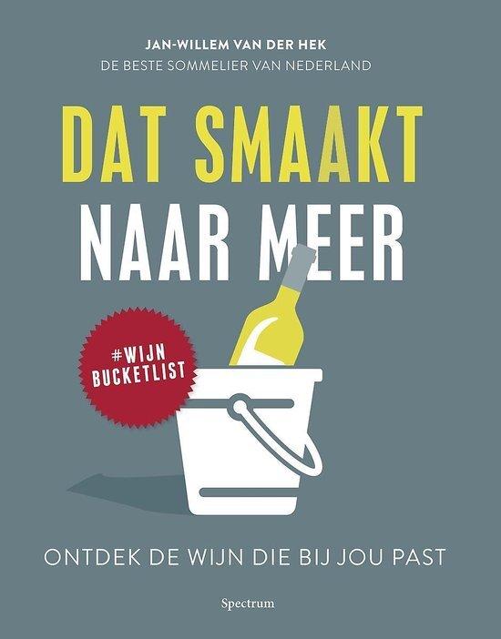 Jan-Willem van der Hek - Dat smaakt naar meer
