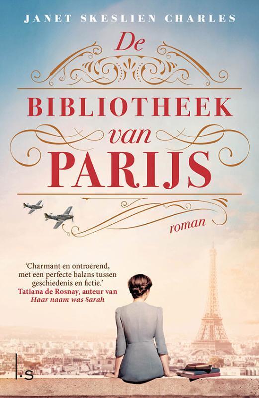 Janet Skesklien Charles - De bibliotheek van Parijs