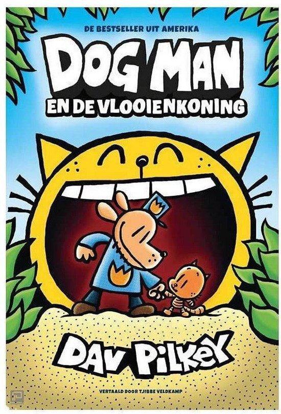 Dav Pilkey - Dogman en de vlooienkoning