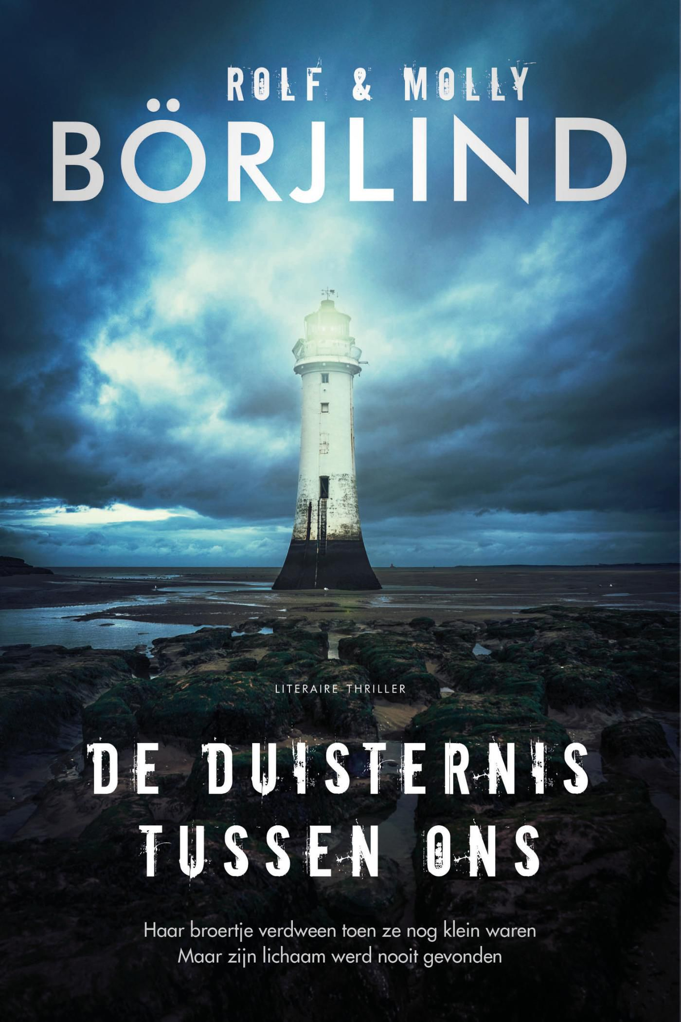Molly Borjland - De duisternis tussen ons