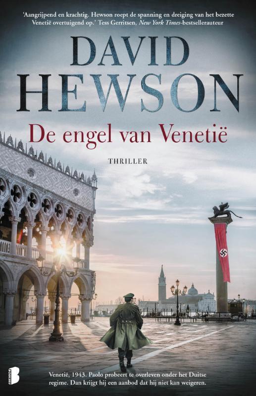 David Hewson - De engel van Venetie