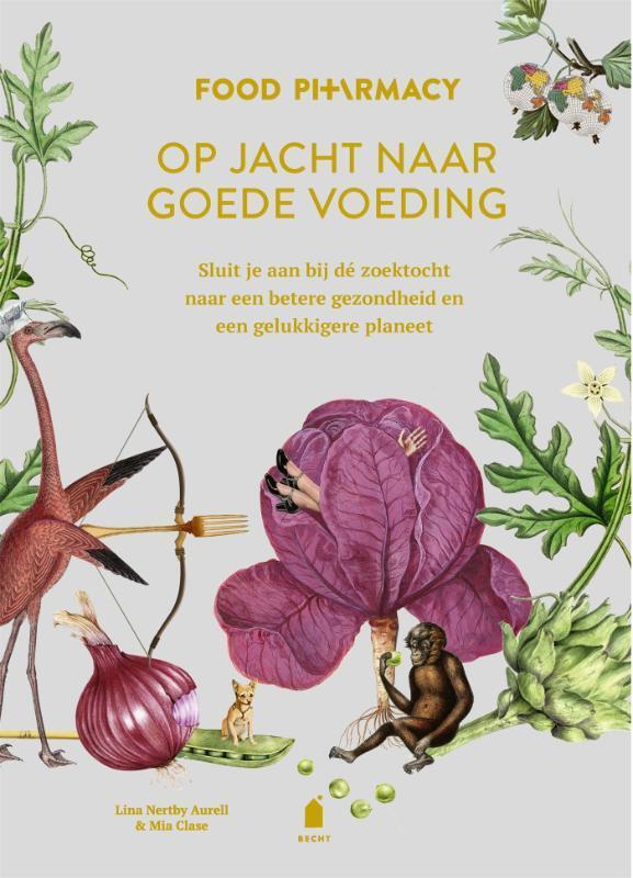 Lina Nertby Aurell - Food Pharmacy: op jacht naar goede voeding