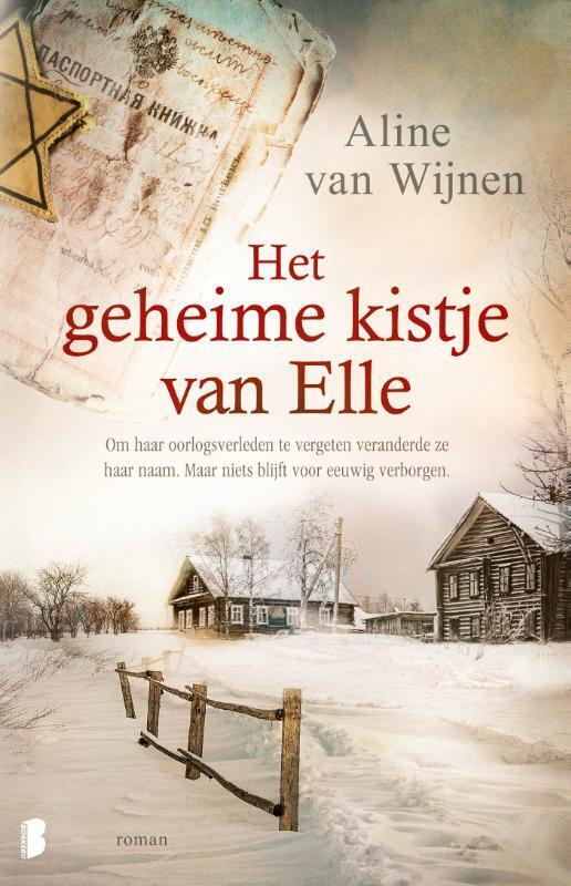 Aline van Wijnen - Het geheime kistje van Elle