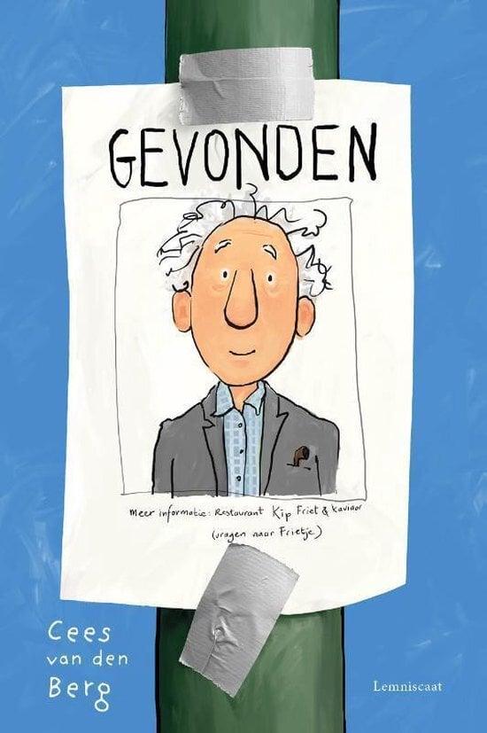 Cees van den Berg - Gevonden