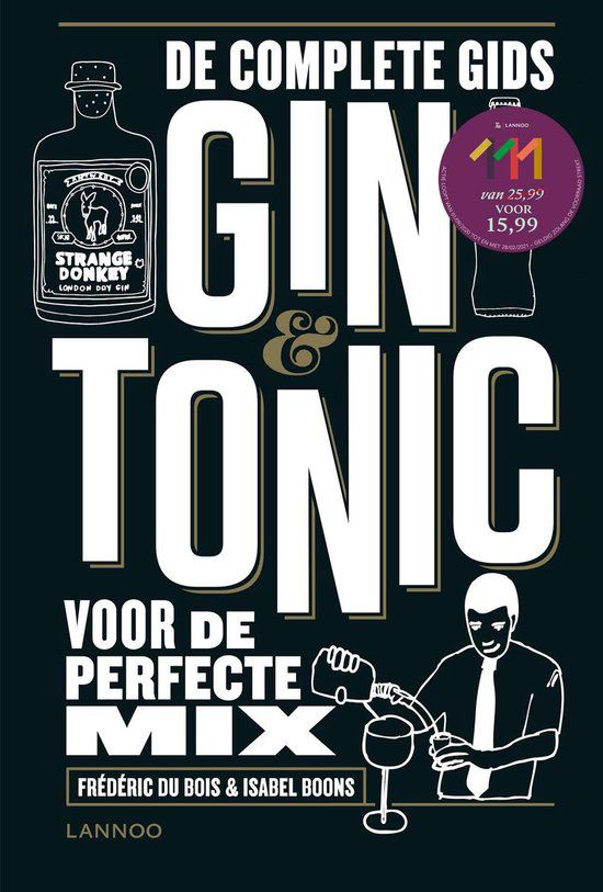 Frederic du Bois - Gin & tonic