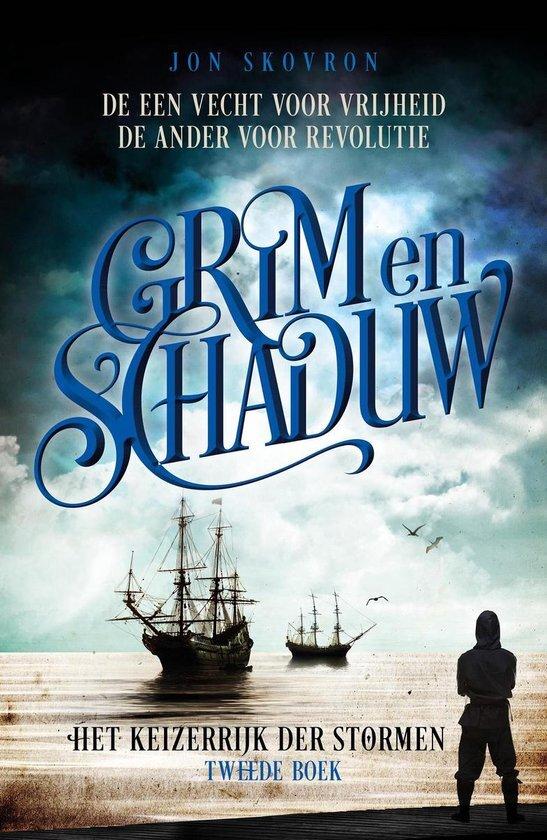 Jon Skovron - Grim en schadw