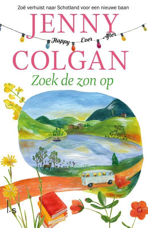 Jenny Colgan - Zoek de zon op