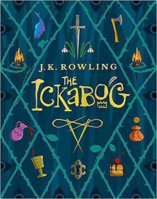 J.K. Rowling - Ickabog