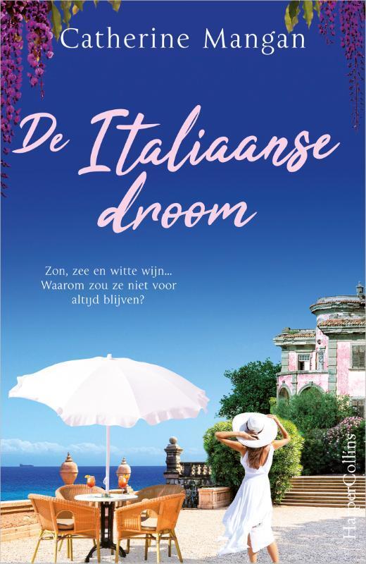 Catherine Mangan - De Italiaanse droom
