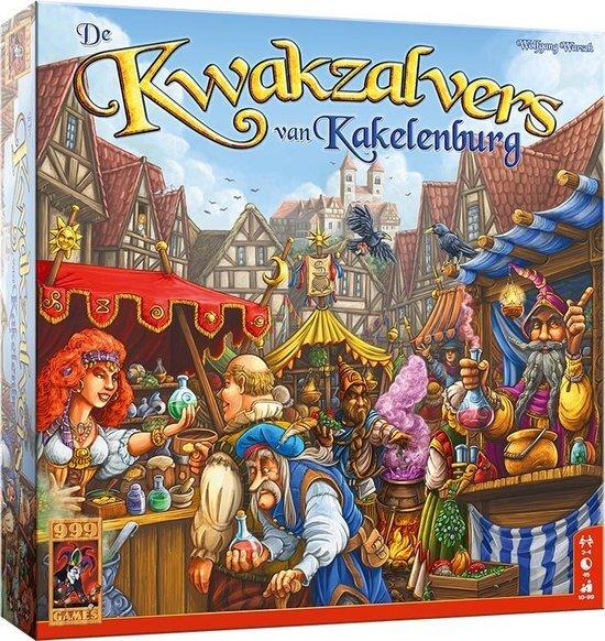 De Kwakzalvers van Kakelburg