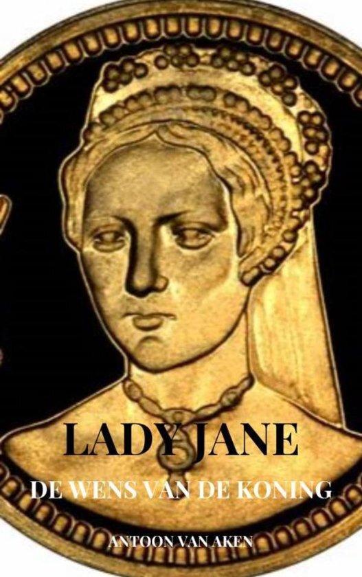 Antoon van Aken - Lady Jane