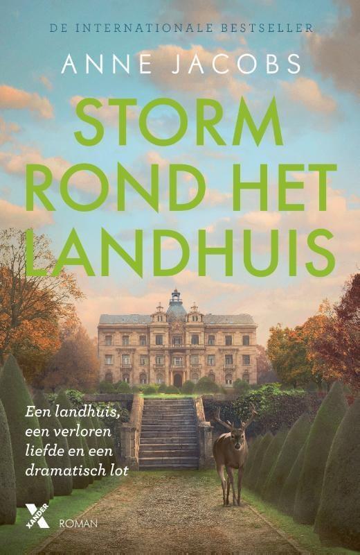 Anne Jacobs - Storm rond het landhuis