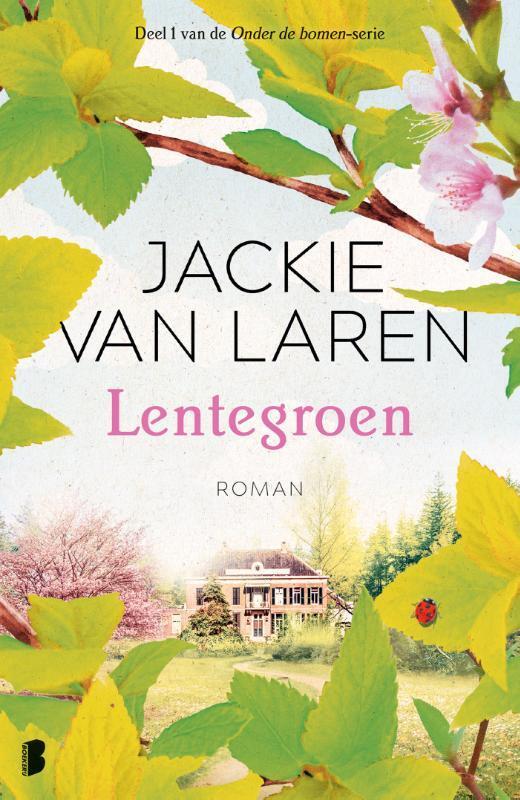 Jackie van Laren - Lentegroen