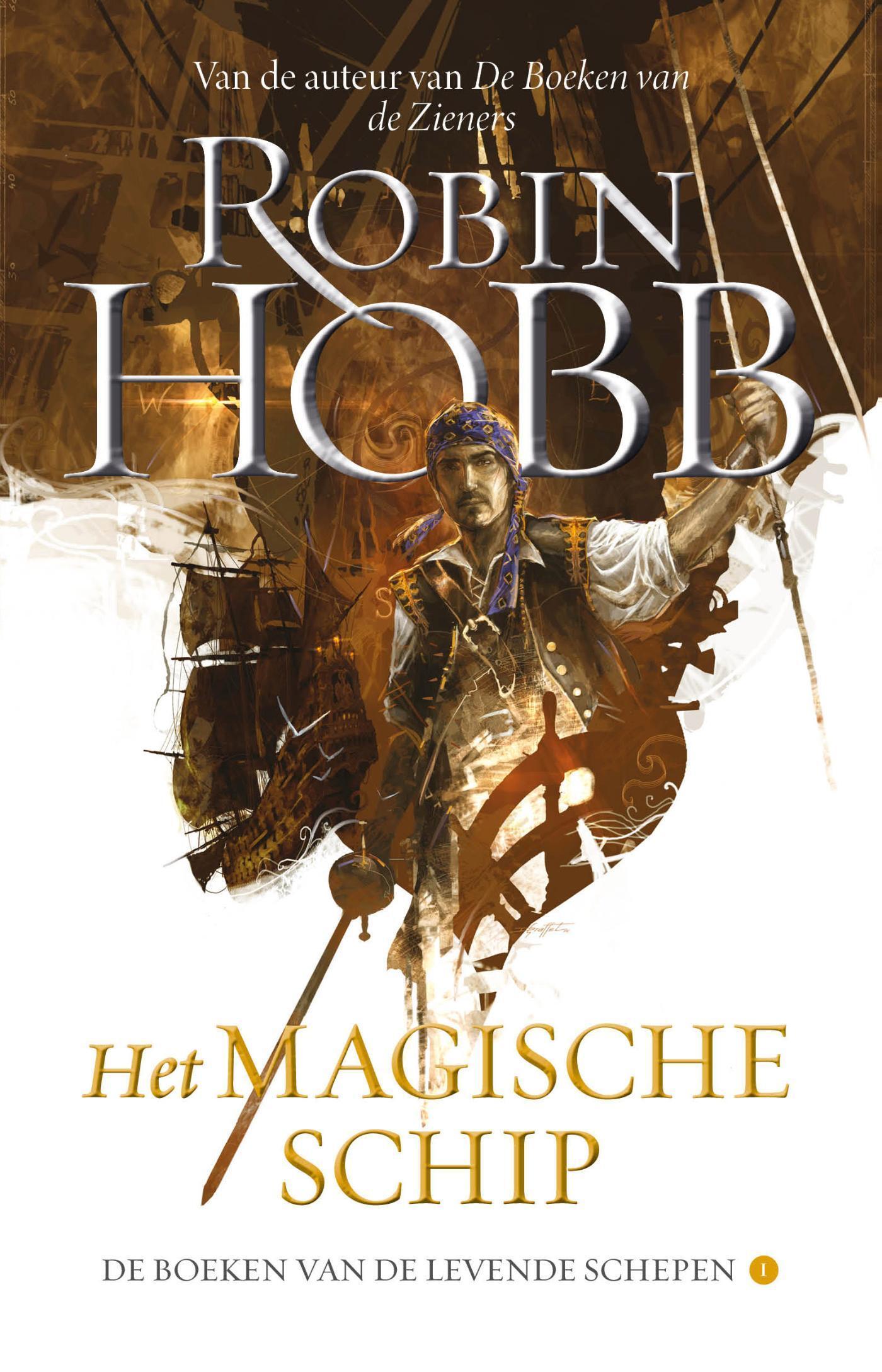 Robin Hobb - Het magische schip