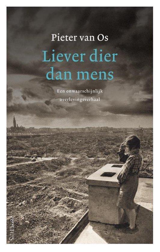 Pieter van Os - Liever mens dan dier